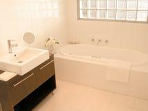 spa kąpielowy. obrazy stock