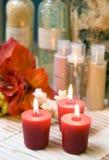 spa kwiatów Obrazy Stock
