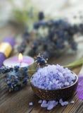 Spa.Lavender Stock Photos