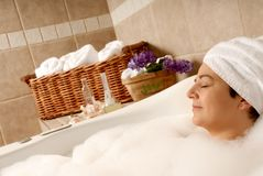 Spa life Royalty Free Stock Photo