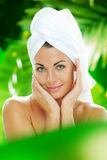 Spa look Royalty Free Stock Photo