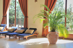 Spa Lounge Chairs Stock ImagesImage 22778234