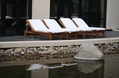 Spa lounge Royalty Free Stock Image