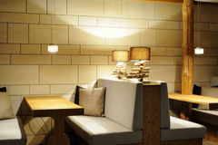 Spa lounge Stock Images
