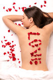 Spa lover Stock Photography