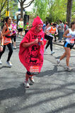 Spaß-Läufer London Marathon am 22. April 2012 Stockfoto