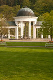 Spa Marianske Lazne / Marienbad, Czech Republic royalty free stock images
