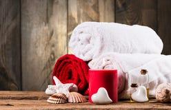 spa masaż Zdjęcia Stock