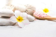 spa masaż Obrazy Royalty Free