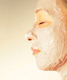 Spa mask Royalty Free Stock Photography