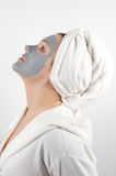 Spa mask #16 Stock Photos