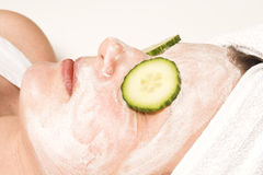 Spa mask Stock Photography