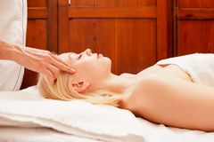 Spa Massage Royalty Free Stock Images