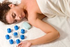 Spa and Massage Royalty Free Stock Photo