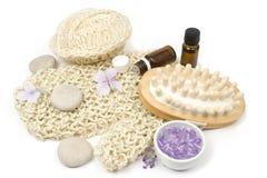 Spa massage Royalty Free Stock Photography