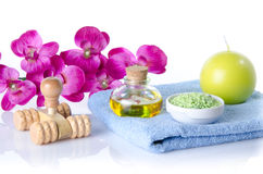 Spa and massage concept Stock Photography