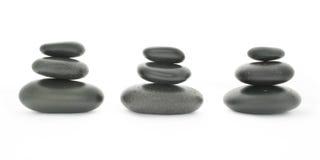 Spa. Massage stones Stock Photos
