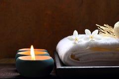 Spa and massage treatment. Stock Photo