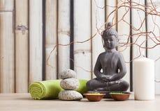 Spa, meditation, aromatherapy Royalty Free Stock Photos