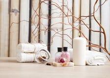 Spa, meditation, aromatherapy Stock Photos