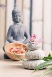 SPA and meditation background Stock Photo