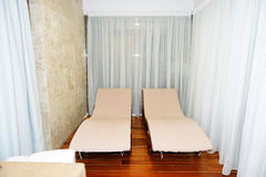 SPA in modern luxury hotel Stock Image