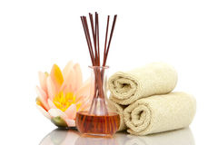 Spa objects Stock Image