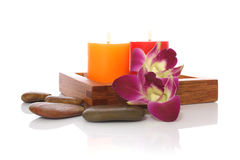 Spa Objects stock images