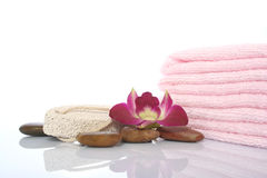 Spa Objects Royalty Free Stock Image