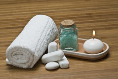 Spa objects. stock photography