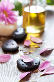 Spa objects Stock Photography