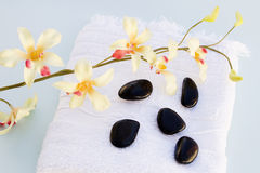 Spa objects I Stock Photo