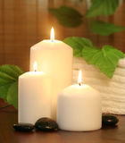 Spa objects indoor Stock Image