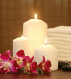 Spa objects indoor royalty free stock photography