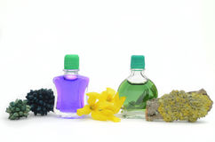 SPA oils Royalty Free Stock Photography