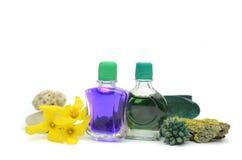 SPA oils Stock Photos