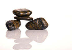 Spa pebbles Stock Photography