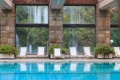 Spa pool Royalty Free Stock Photo