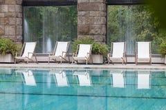 Spa pool Royalty Free Stock Image