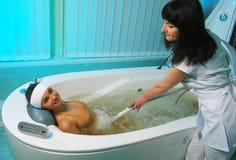 Spa procedure Royalty Free Stock Photos
