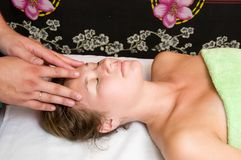 Spa procedure Royalty Free Stock Photography