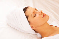 Spa procedure Stock Image