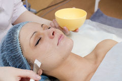 Spa procedure Royalty Free Stock Photos