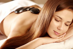 Spa-procedures Stock Images