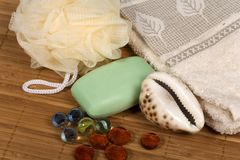 Spa products. See similar Royalty Free Stock Photos