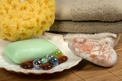 Spa products. See similar Royalty Free Stock Photo