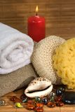 Spa products. See similar Royalty Free Stock Image