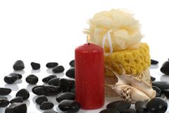 Spa products.  See similar image Stock Image