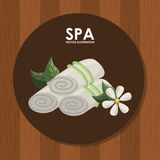 Spa relax Royalty Free Stock Photos