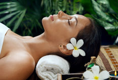 Spa relax Stock Photography